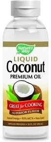 Nature&#039;s Way Liquid Coconut Premium Oil