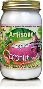 Artisana 100% Organic Raw Coconut Butter