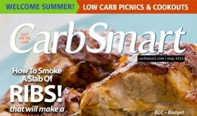 CarbSmart Magazine May 2013
