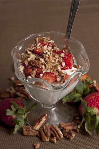 Yogurt Parfait Fat Fast Recipe